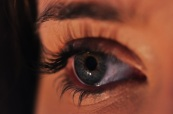 Cecilia Bignall eye